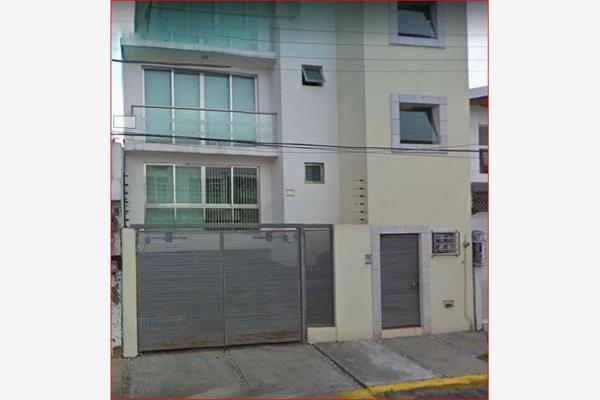 Foto de departamento en venta en retorno 3 de avenida del taller 8, jardín balbuena, venustiano carranza, df / cdmx, 8246611 No. 01