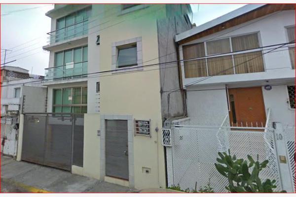 Foto de departamento en venta en retorno 3 de avenida del taller 8, jardín balbuena, venustiano carranza, df / cdmx, 8246611 No. 02