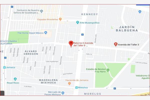 Foto de departamento en venta en retorno 3 de avenida del taller 8, jardín balbuena, venustiano carranza, df / cdmx, 8246611 No. 06