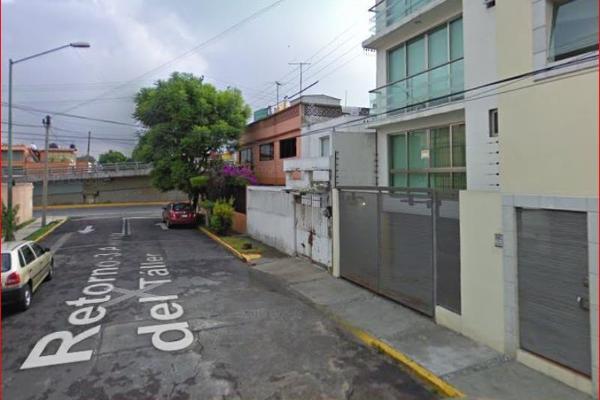 Foto de departamento en venta en retorno 3 de avenida del taller 8, jardín balbuena, venustiano carranza, df / cdmx, 8246611 No. 04