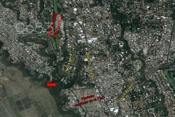Foto de terreno habitacional en venta en retorno al vergel fraccionamiento b sur , chipitlán, cuernavaca, morelos, 0 No. 11