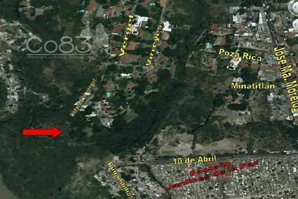 Foto de terreno habitacional en venta en retorno al vergel fraccionamiento resto norte , chipitlán, cuernavaca, morelos, 0 No. 06