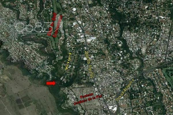 Foto de terreno habitacional en venta en retorno al vergel fraccionamiento resto norte , chipitlán, cuernavaca, morelos, 0 No. 11