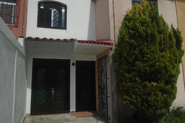 Foto de casa en venta en retorno de llano alto n° ext-10c , cofradía de san miguel, cuautitlán izcalli, méxico, 12272435 No. 01