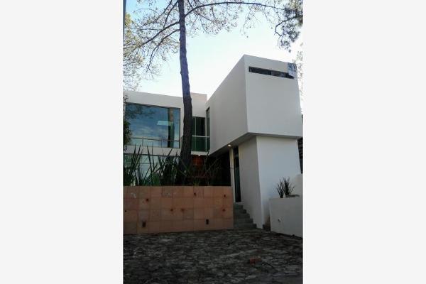 Foto de casa en venta en retorno paseo de los zorros , jesús del monte, morelia, michoacán de ocampo, 0 No. 01