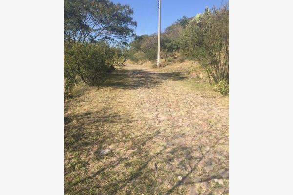 Foto de terreno habitacional en venta en retorno pedro escobedo 0, granjas banthí sección so, san juan del río, querétaro, 6201874 No. 03