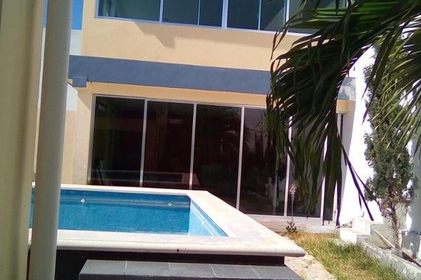 Foto de casa en venta en  , revolución, progreso, yucatán, 6169240 No. 01