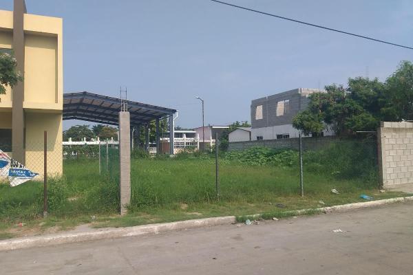 Foto de terreno habitacional en venta en revolución verde , luis donaldo colosio, tampico, tamaulipas, 6172650 No. 02
