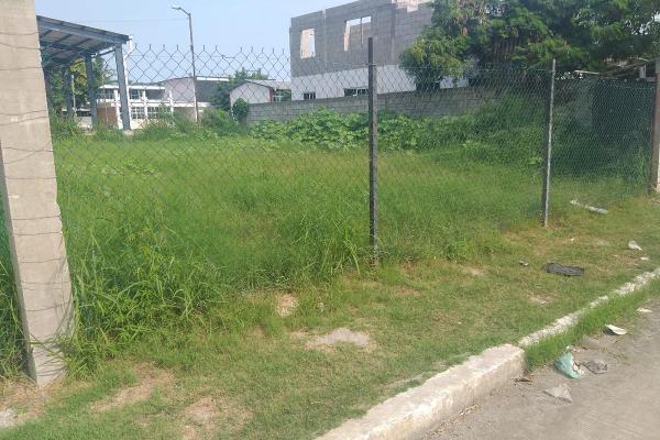 Foto de terreno habitacional en venta en revolución verde , luis donaldo colosio, tampico, tamaulipas, 6172650 No. 03