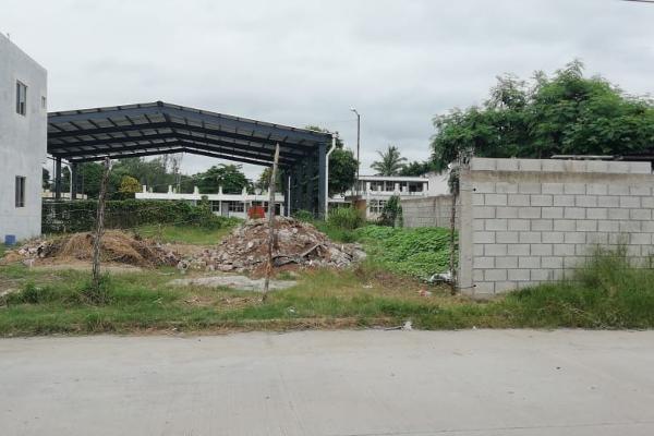 Foto de terreno habitacional en venta en revolución verde , luis donaldo colosio, tampico, tamaulipas, 6172650 No. 05