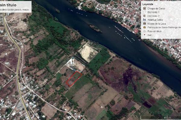 Foto de terreno habitacional en venta en  , ribera las flechas, chiapa de corzo, chiapas, 5286260 No. 01
