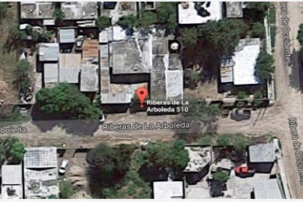 Foto de casa en venta en riberas de la arboleda 510, rancho grande, reynosa, tamaulipas, 5309828 No. 01