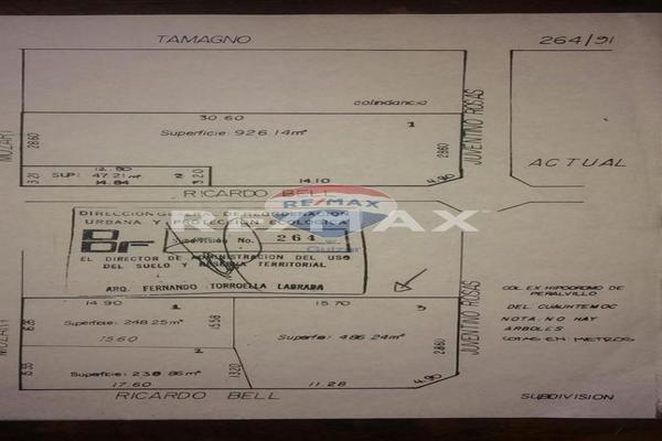 Foto de terreno comercial en venta en ricardo bell , peralvillo, cuauhtémoc, df / cdmx, 14957038 No. 04