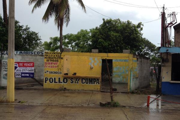Foto de terreno comercial en venta en ricardo flores magón , revolución mexicana, pánuco, veracruz de ignacio de la llave, 3459980 No. 01