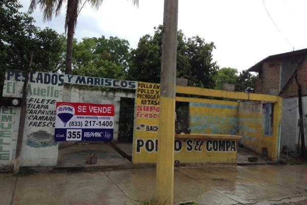 Foto de terreno comercial en venta en ricardo flores magón , revolución mexicana, pánuco, veracruz de ignacio de la llave, 3459980 No. 04
