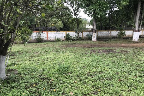 Foto de terreno habitacional en venta en  , ricardo flores magón (ejido), altamira, tamaulipas, 0 No. 08