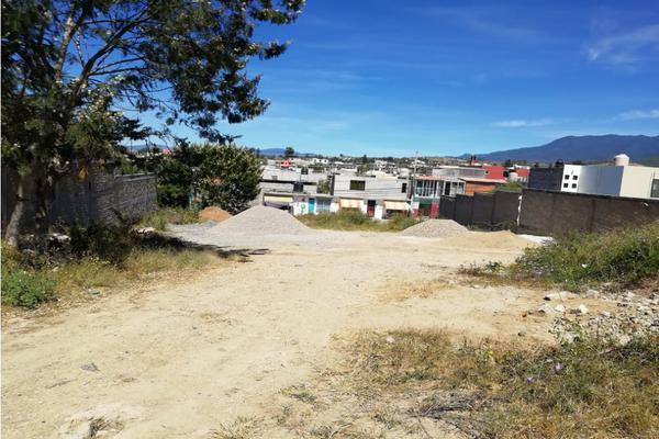 Foto de terreno habitacional en venta en  , riconada san pablo, san pablo etla, oaxaca, 18076744 No. 01