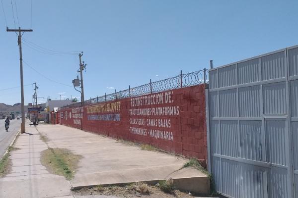 Foto de nave industrial en renta en  , rigoberto quiroz, chihuahua, chihuahua, 8114611 No. 01