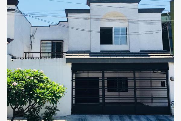 Foto de casa en venta en  , rincón de anáhuac, san nicolás de los garza, nuevo león, 8652428 No. 01