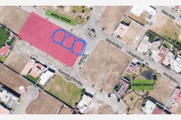 Foto de terreno habitacional en venta en  , rincón de atlixcayotl, san andrés cholula, puebla, 10080673 No. 03