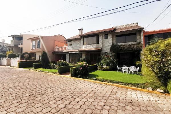 Foto de casa en venta en rincon de bellavista 64, rincón de bella vista, tlalnepantla de baz, méxico, 11436061 No. 01