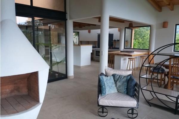 Foto de casa en condominio en renta en  , rincón de estradas, valle de bravo, méxico, 11441126 No. 02
