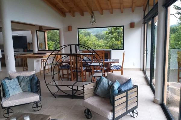 Foto de casa en condominio en renta en  , rincón de estradas, valle de bravo, méxico, 11441126 No. 09