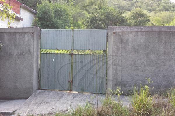 Foto de terreno habitacional en venta en  , rincón de la sierra, guadalupe, nuevo león, 17331627 No. 04