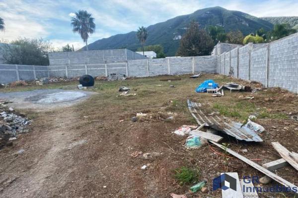 Foto de terreno habitacional en venta en  , rincón de la sierra, guadalupe, nuevo león, 0 No. 03