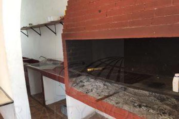 Foto de casa en venta en  , rincón de la sierra, guadalupe, nuevo león, 7917863 No. 07