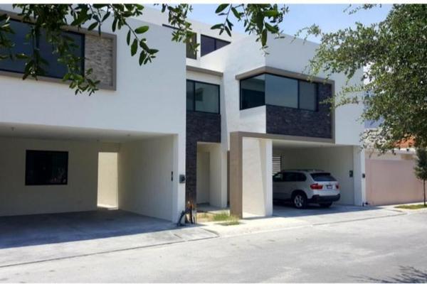 Foto de casa en venta en  , rincón de las huertas, santa catarina, nuevo león, 7958651 No. 01
