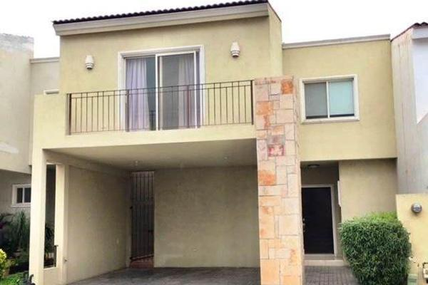 Foto de casa en venta en  , rincón de las huertas, santa catarina, nuevo león, 7959236 No. 01
