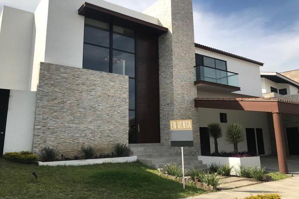 Foto de casa en renta en  , rincón de sierra alta, monterrey, nuevo león, 14023833 No. 01