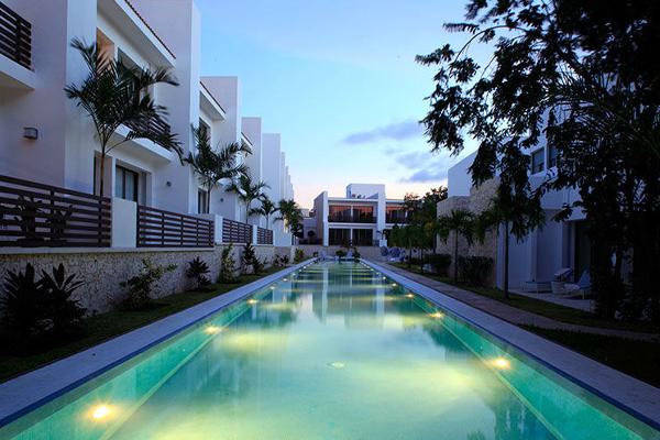 Foto de casa en condominio en venta en rincón del mar , playa car fase i, solidaridad, quintana roo, 5944597 No. 04