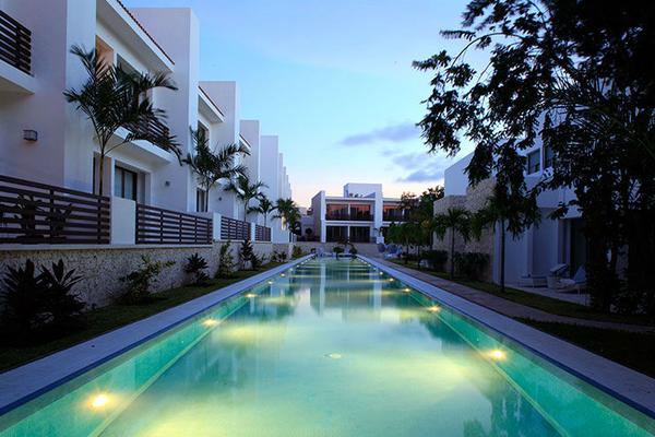 Foto de casa en condominio en venta en rincón del mar , playa car fase i, solidaridad, quintana roo, 5944600 No. 01