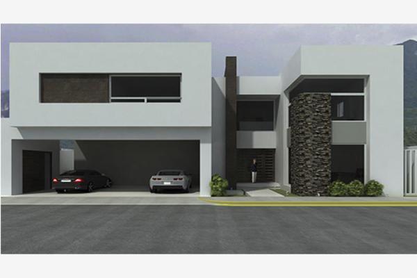 Foto de casa en venta en rincón del valle 53, rincón de sierra alta, monterrey, nuevo león, 8635213 No. 01