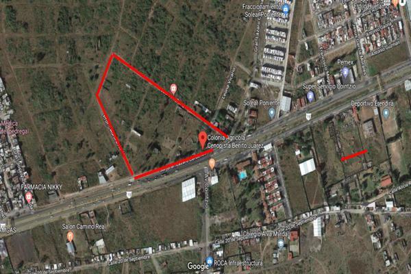 Foto de terreno habitacional en venta en  , rincón tarasco, morelia, michoacán de ocampo, 5874525 No. 03