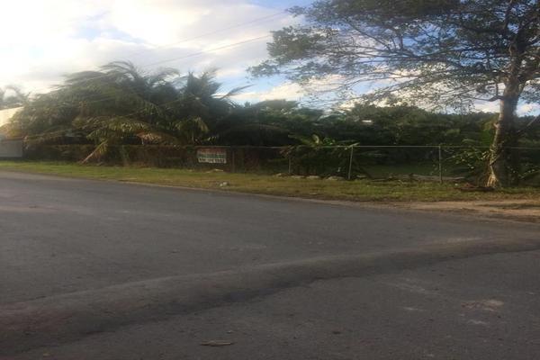 Foto de terreno habitacional en venta en rinconada chachalacas , alfredo v bonfil, benito juárez, quintana roo, 0 No. 02