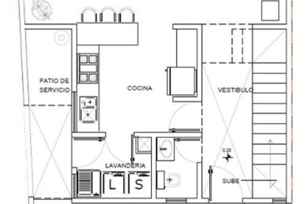 Foto de casa en venta en  , rinconada colonial 3 urb, apodaca, nuevo león, 5424372 No. 03