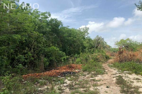 Foto de terreno industrial en venta en rinconada de las chachalacas , alfredo v bonfil, benito juárez, quintana roo, 8235253 No. 01