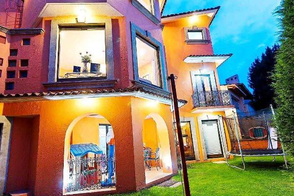 Foto de casa en condominio en venta en rinconada de los encinos , club de golf los encinos, lerma, méxico, 8899438 No. 01