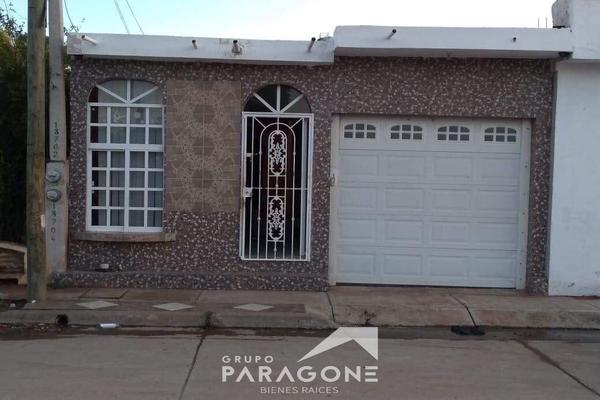 Foto de casa en venta en  , rinconada del valle, mazatlán, sinaloa, 18425350 No. 01