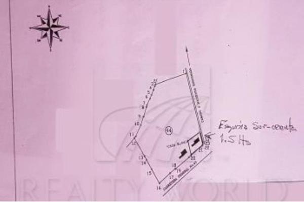 Foto de terreno habitacional en venta en  , rinconada, garcía, nuevo león, 6179541 No. 05