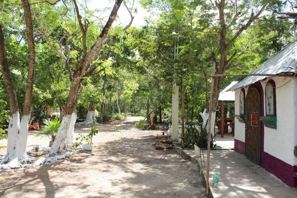 Foto de terreno habitacional en venta en  , rinconada santa maría, benito juárez, quintana roo, 18332148 No. 12