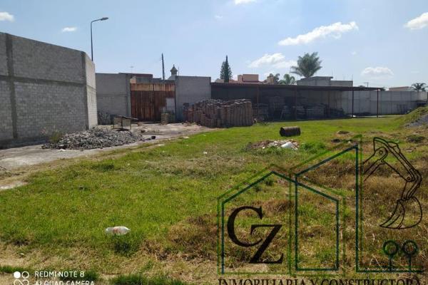 Foto de terreno habitacional en venta en rincones de la calera 1, rincones de la calera, puebla, puebla, 5345653 No. 05
