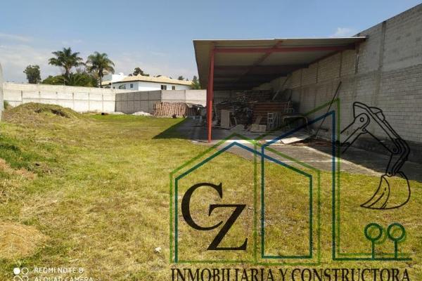 Foto de terreno habitacional en venta en rincones de la calera 1, rincones de la calera, puebla, puebla, 5345653 No. 06