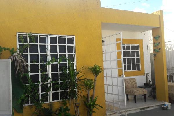 Foto de casa en venta en rio bravo , andalucia ii, benito juárez, quintana roo, 5921617 No. 01