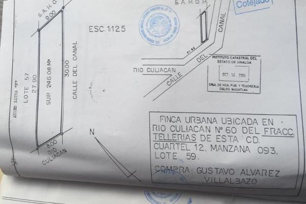 Foto de local en venta en rio culiacan 60, telleria, mazatlán, sinaloa, 6170472 No. 08