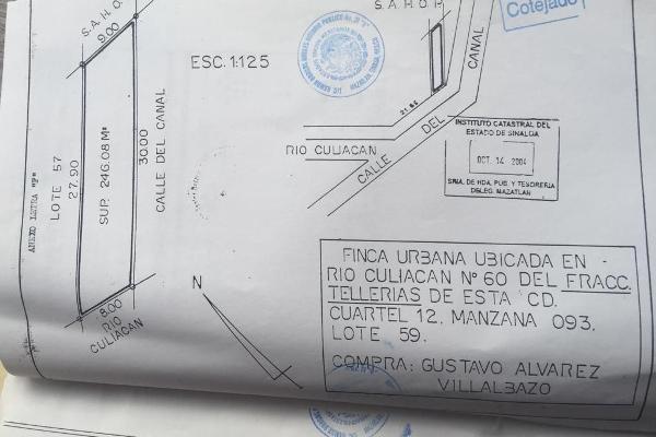 Foto de local en venta en rio culiacan , telleria, mazatlán, sinaloa, 6169776 No. 08