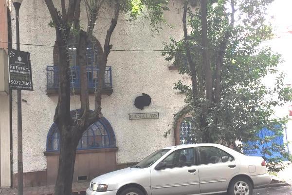Foto de terreno habitacional en venta en rio danubio , cuauhtémoc, cuauhtémoc, df / cdmx, 8186866 No. 01
